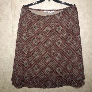 Laura Ashley Skirt Sz 12